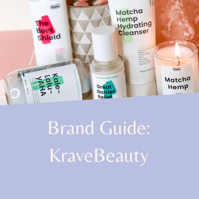 Is Liah Yoo's skincare brand KreaveBeauty worth the hype? I think so. In my full KraveBeauty brand review I break down each ingredient in the line -KraveBeauty Matcha Hemp Hydrating Cleanser, Great Barrier relief, The Beet shield, kalelaluyaha.