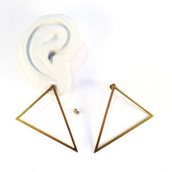 Pendientes triángulo