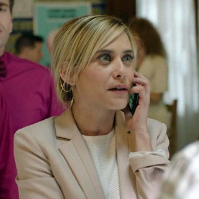 Ear cuff María León look 1- Le Voilà