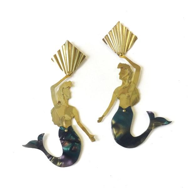 Pendientes Sirena IV - Le Voilà