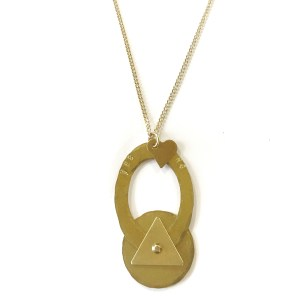 Ouija necklace Yes No III-Le Voilà