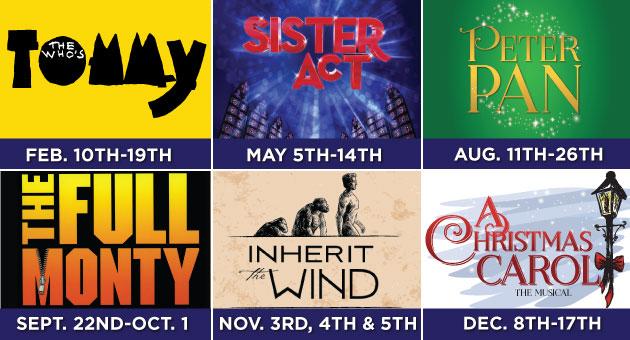 Broadway 2017 Season