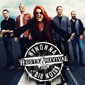 Wynonna and The Big Noise 300x300