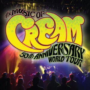Music of Cream 2019 Tour