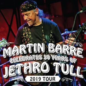 Martin Barre Band Jethro Tull Show