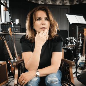 Patty Smyth & Scandal concert graphic