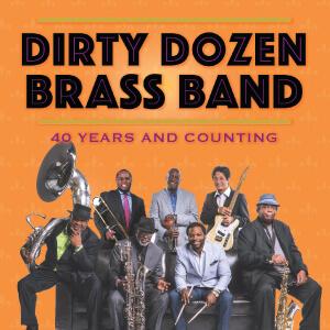 Dirty Dozen Brass Band Levoy Theatre
