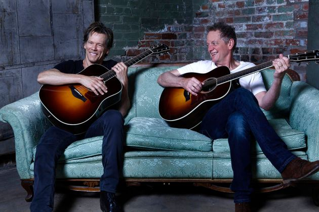 Bacon Brothers and Guitars