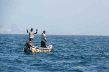 Pêcheurs Dakarois