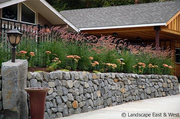 10 Custom Retaining Wall Designs For Portland Landscaping