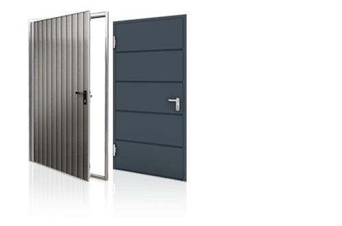 SIDE STEEL DOORS | LEWANDOWSKI