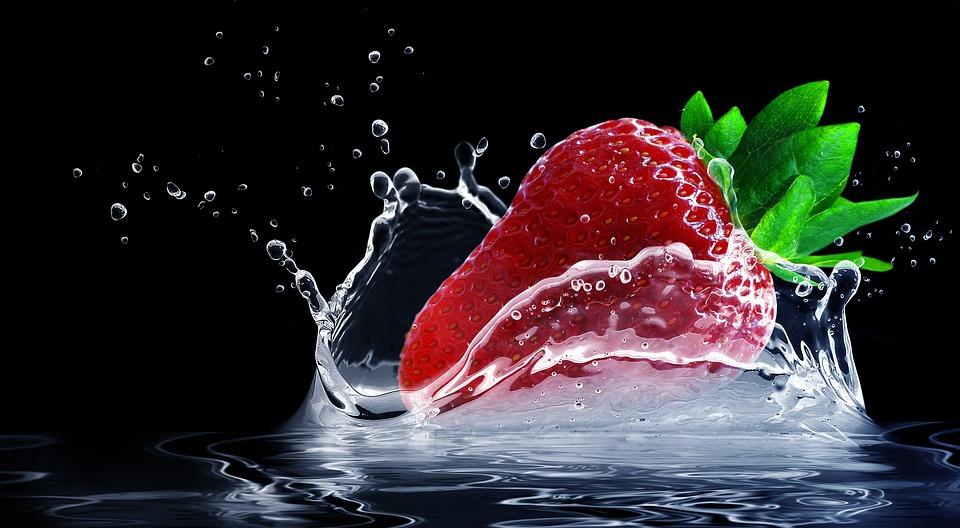 Comment avoir des dents blanches grâce à la fraise?