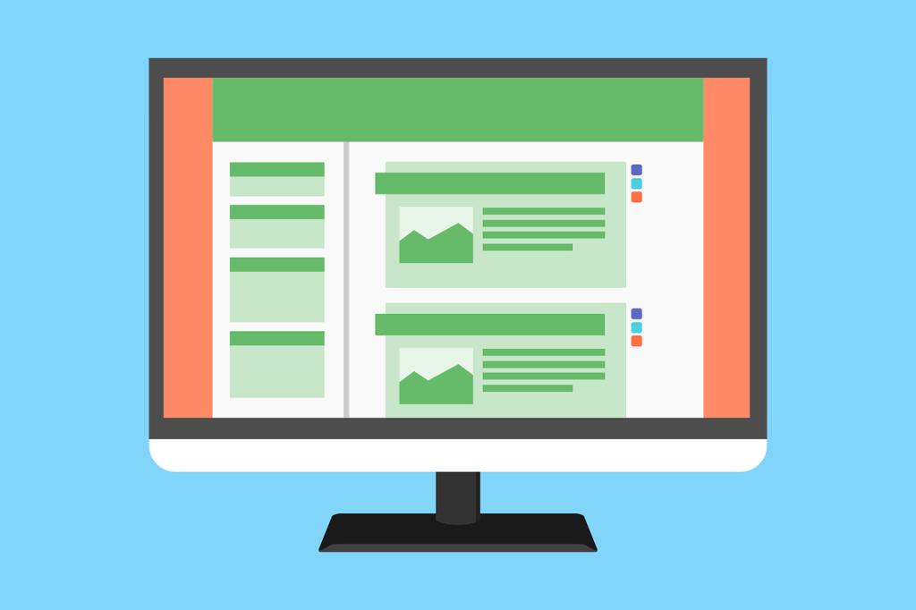 Le design et la lisibilité d'un blog