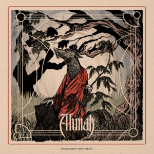 ALUNAH - AWAKENING THE FOREST - NAPALM RECORDS - 3 OCTOBRE