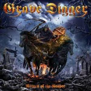 grave digger - return of the reaper - 11 jui_llet 2014 - nap)alm records