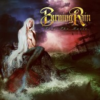 BURNING RAIN COVER