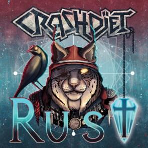crashdiet rust cover