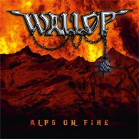 CA Booklet Wallop - Alps on Fire