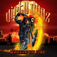 cover dirty dogz wheels on fire
