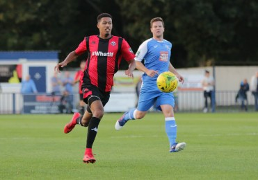 Jonte eyes a chance at Tonbridge