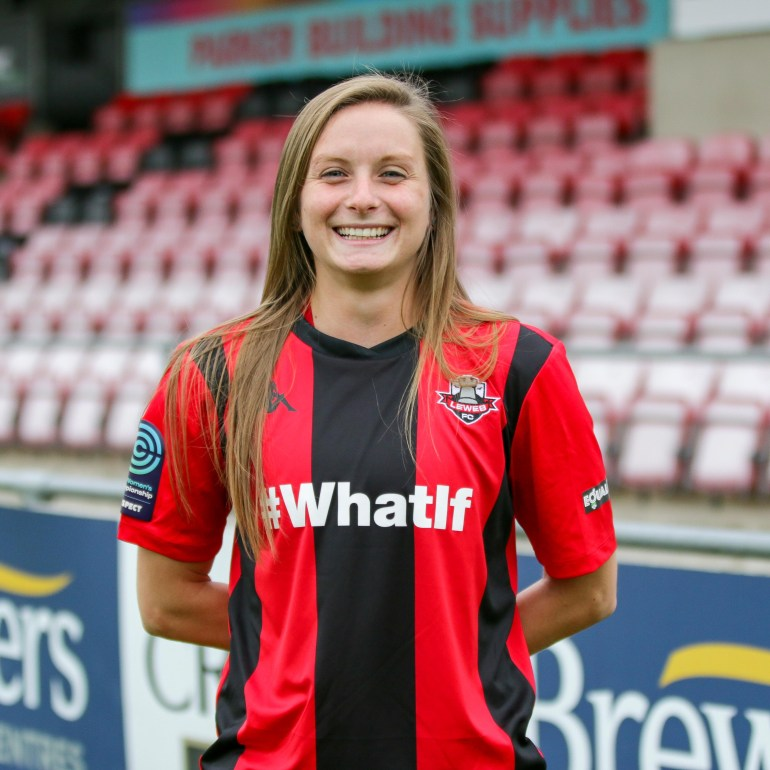 Amy Taylor Lewes FC Women 2018 2019-20