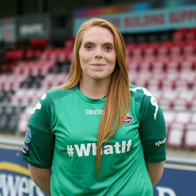 Faye Baker Lewes FC Women 2018 2019-29-2