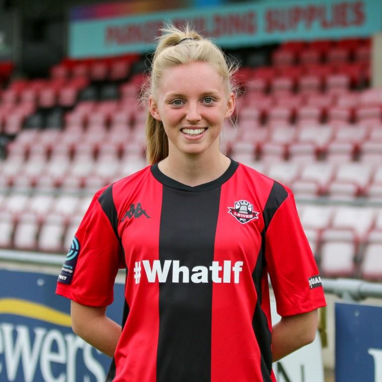 Fliss Love Lewes FC Women 2018 2019-18