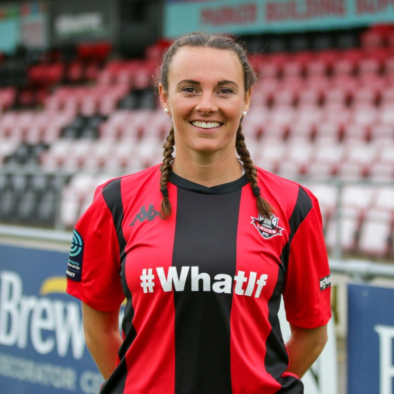 Leeta Rutherford Lewes FC Women 2018 2019-30