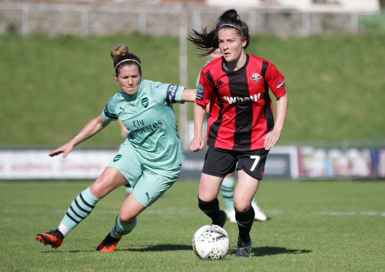 Lewes 0 Arsenal 9 Conti Cup 16 09 2018-1714-1-2