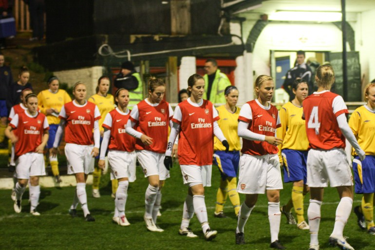 Sussex Ladies V Arsenal Ladies Nov 2010_0002-1