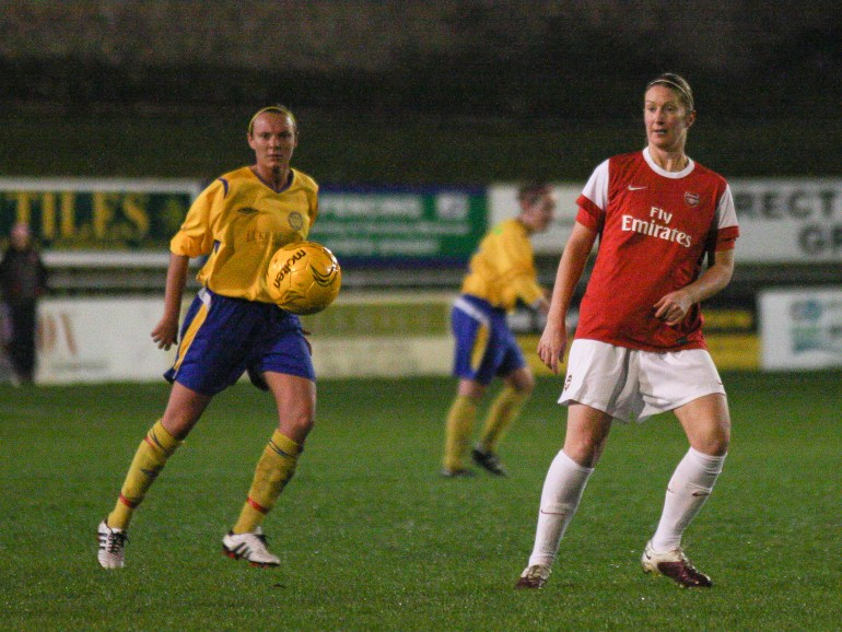 Sussex Ladies V Arsenal Ladies Nov 2010_0025-1