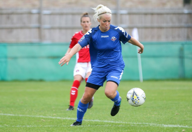 Charlton Ath 4 Lewes FC Women 1 30 09 2018-170-1
