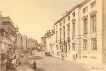 Charles_Knight_1940_Lewes_High_Street