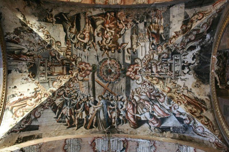 santuario de atotonilco church unesco san miguel de allende mexico
