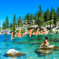 Best Photo Spots in Lake Tahoe