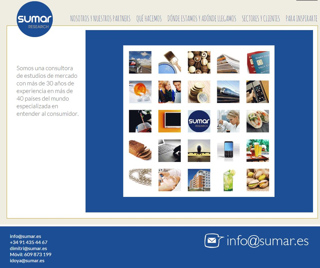 Sumar - Lewis & Carroll Network