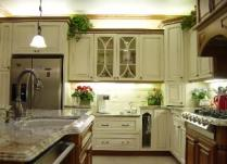 Elegant French Country Kitchen