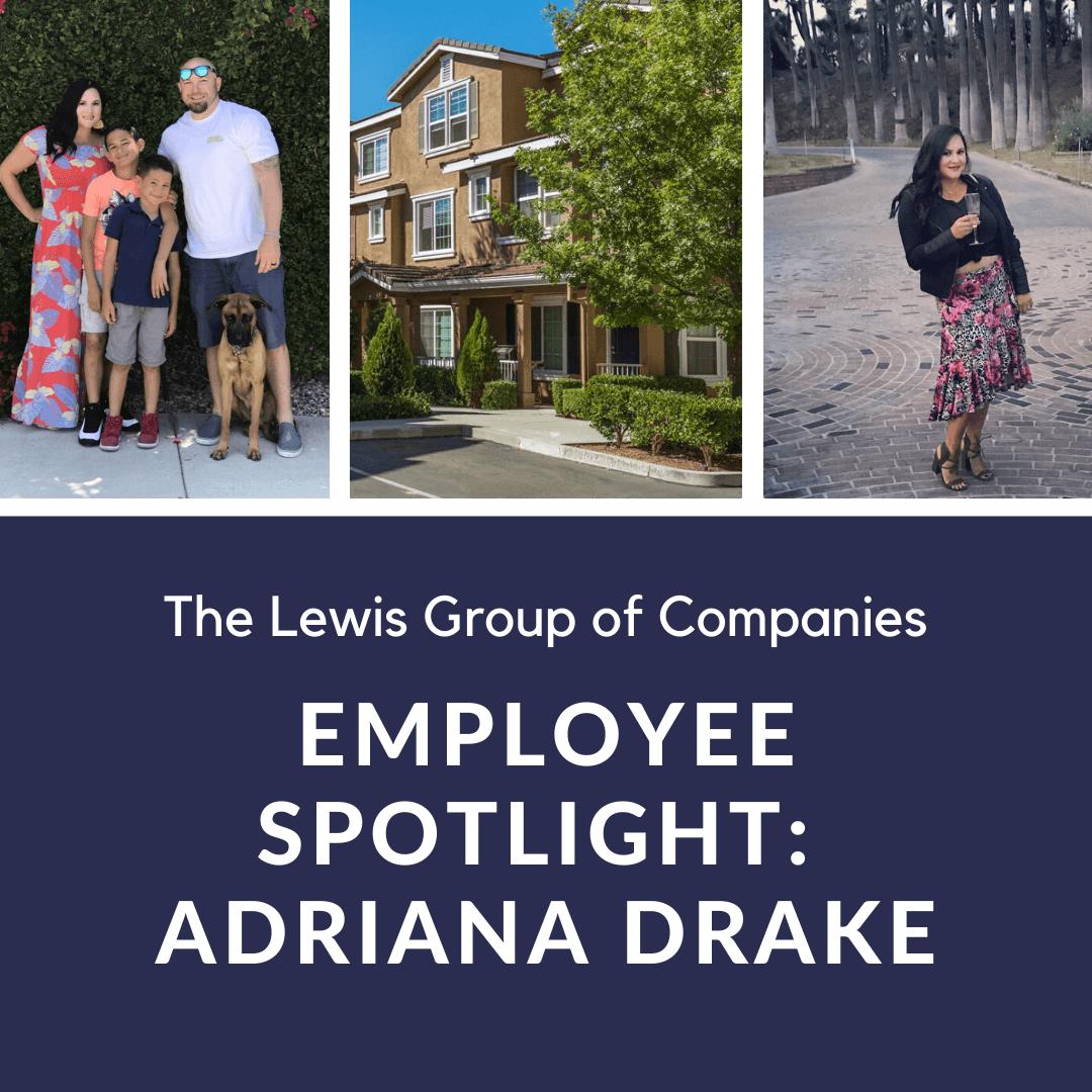 Lewis Careers Employee Spotlight Adriana Drake