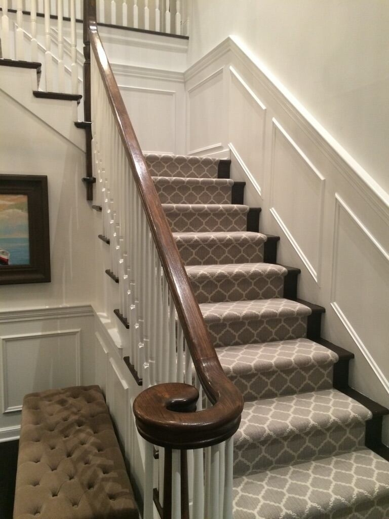 Stair Carpet Gain Inspiration And View Stair Carpet Projects | Carpet Colors For Stairs