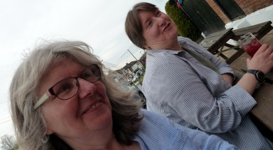 Pratts Bottom 2016 22 - Maggie & Jeanette