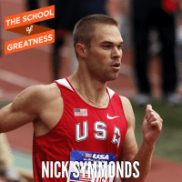 Nick Symmonds on The School of Greatness