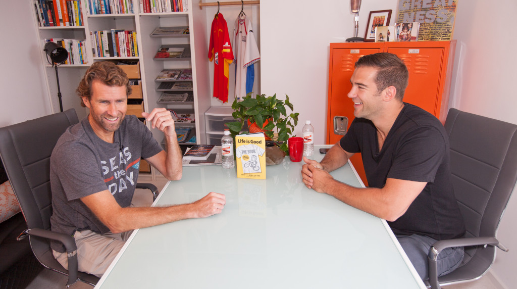 Bert Jacobs and Lewis Howes on the School of Greatness