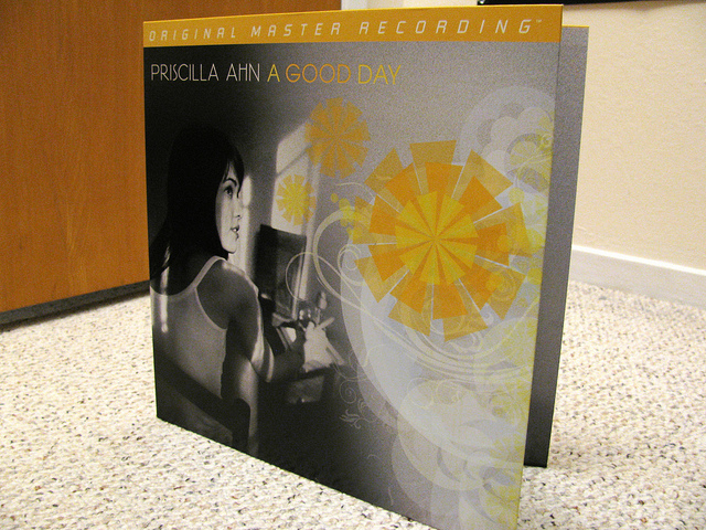 priscilla ahn a good day vinyl