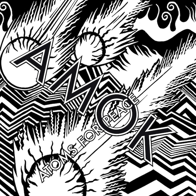 AMOK album art
