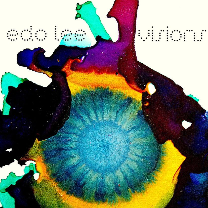 edo lee visions album cover