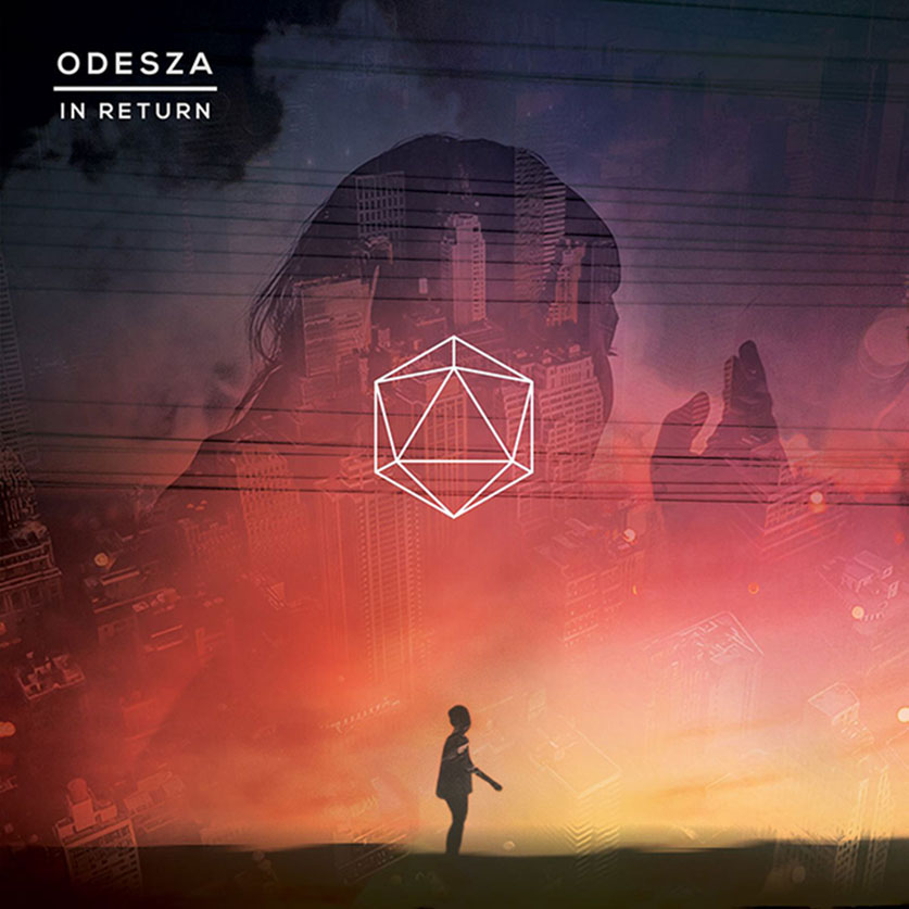 ODEZA In return album art