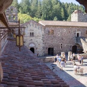 Gallery: Winetasting at Castello di Amorosa