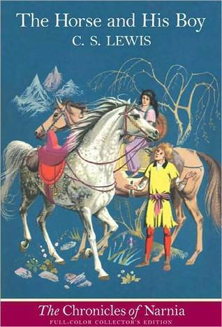 The Horse and His Boy Book Cover