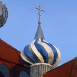 Купол на церкви Домашковичи 1