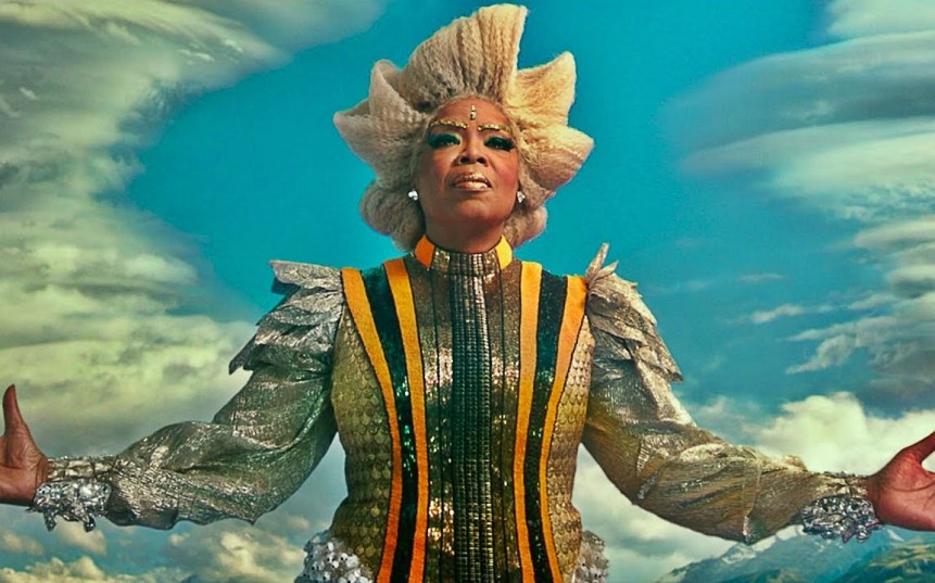 Which Wrinkle In Time